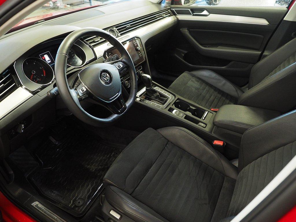 Volkswagen Passat Sportscombi 2.0 TDI Aut 150hk Drag D-värmare 2018