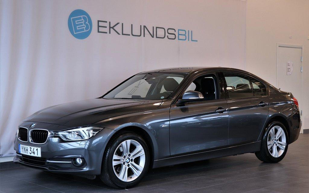 BMW 318 d xDrive Sport-Line (150hk)