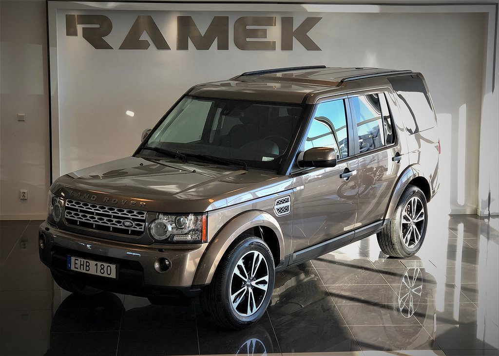 Land Rover Discovery 3.0 TDV6 4WD Automat