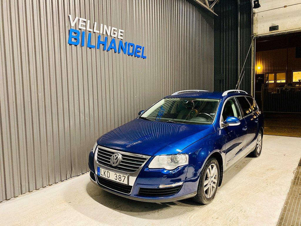 Volkswagen Passat 2.0TFSI/200HK/DRAG