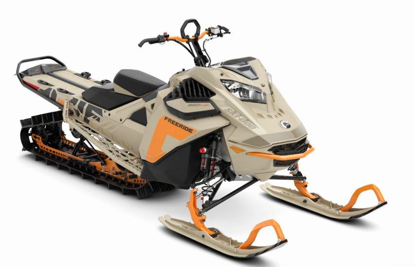 Ski-doo Freeride 850 E-Tec Turbo 165 Shot -22 *Kampanj*