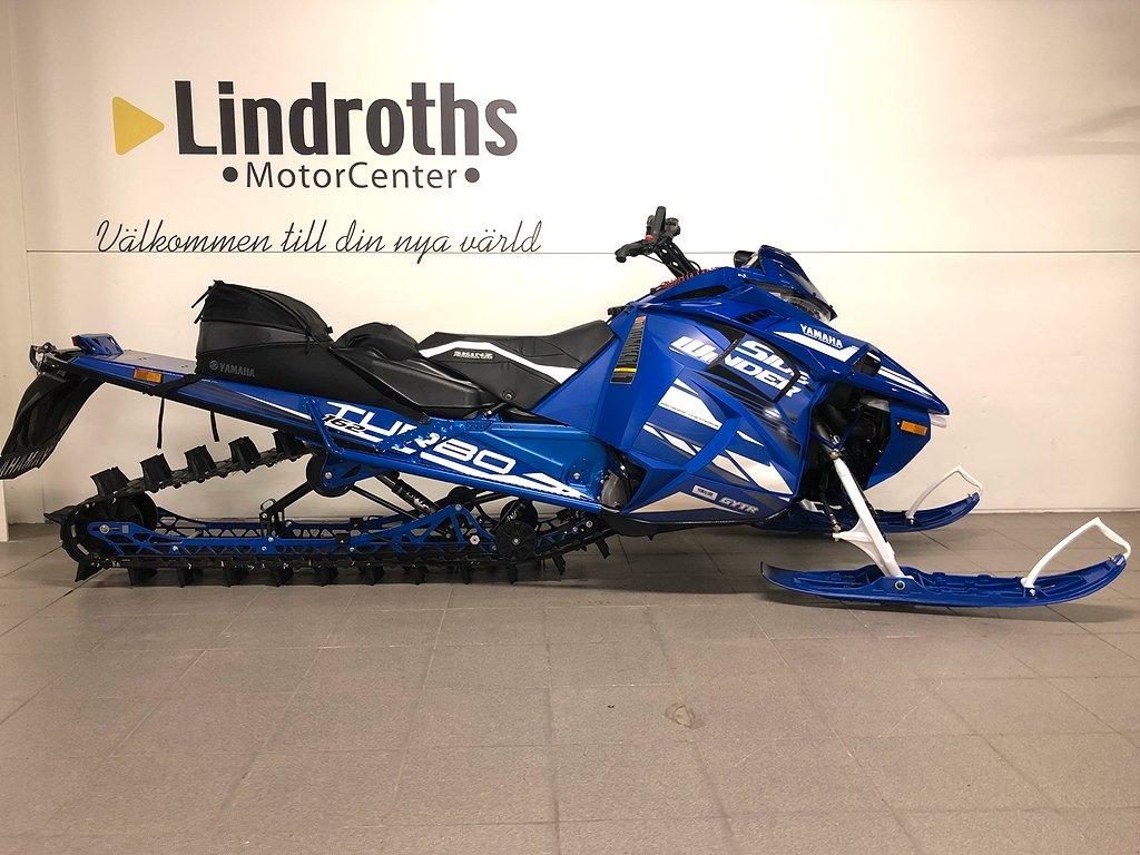 """Yamaha Sidewinder MTX 162"""" LE -19"""