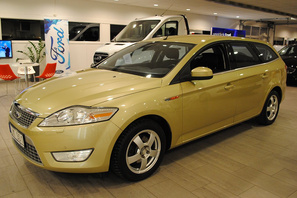 Ford Mondeo 2.0 145hk Titanium Kombi