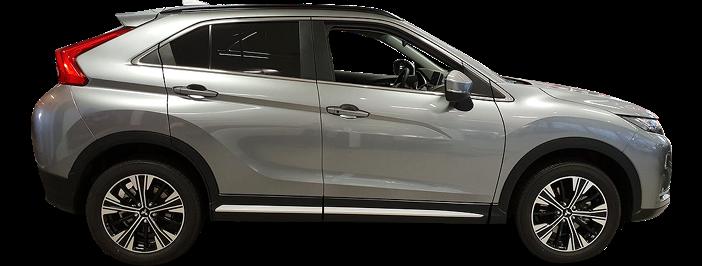 Modellbild av en Mitsubishi Eclipse Cross