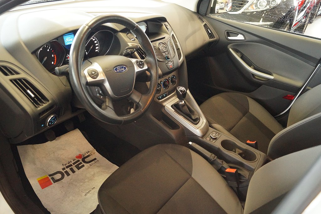 Ford Focus 1.6 TDCi 95hk