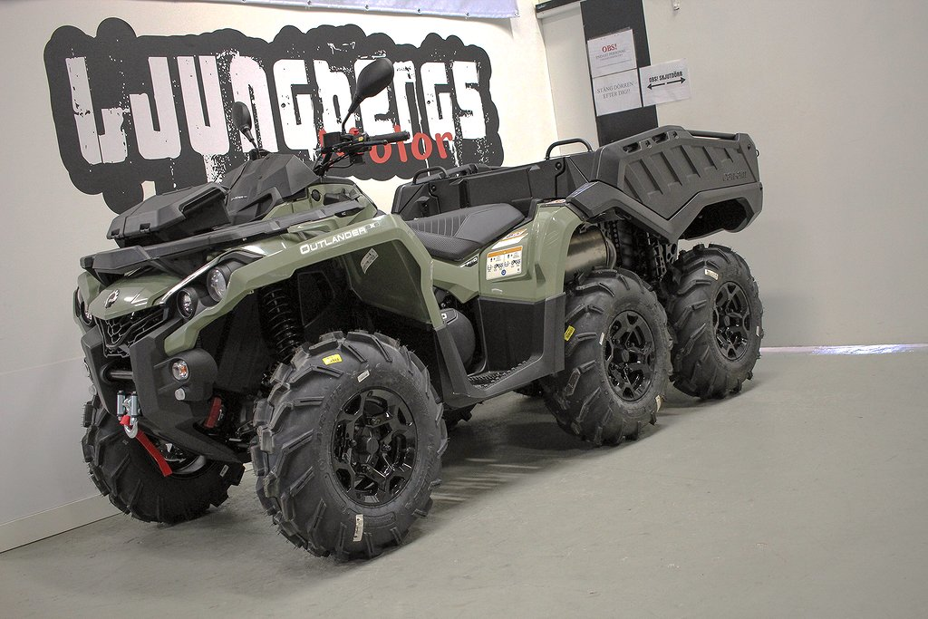 Can-Am Outlander 6x6 650 PRO+ 2020