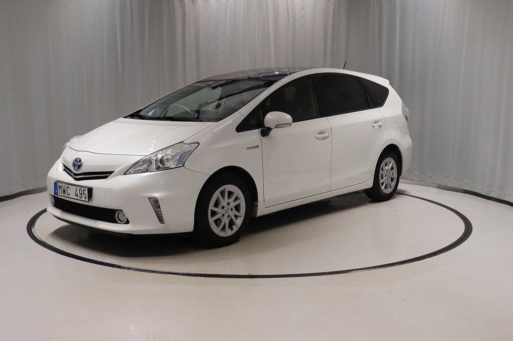 Toyota Prius+ + 7-sits *Panorama*Navi*Keyless*