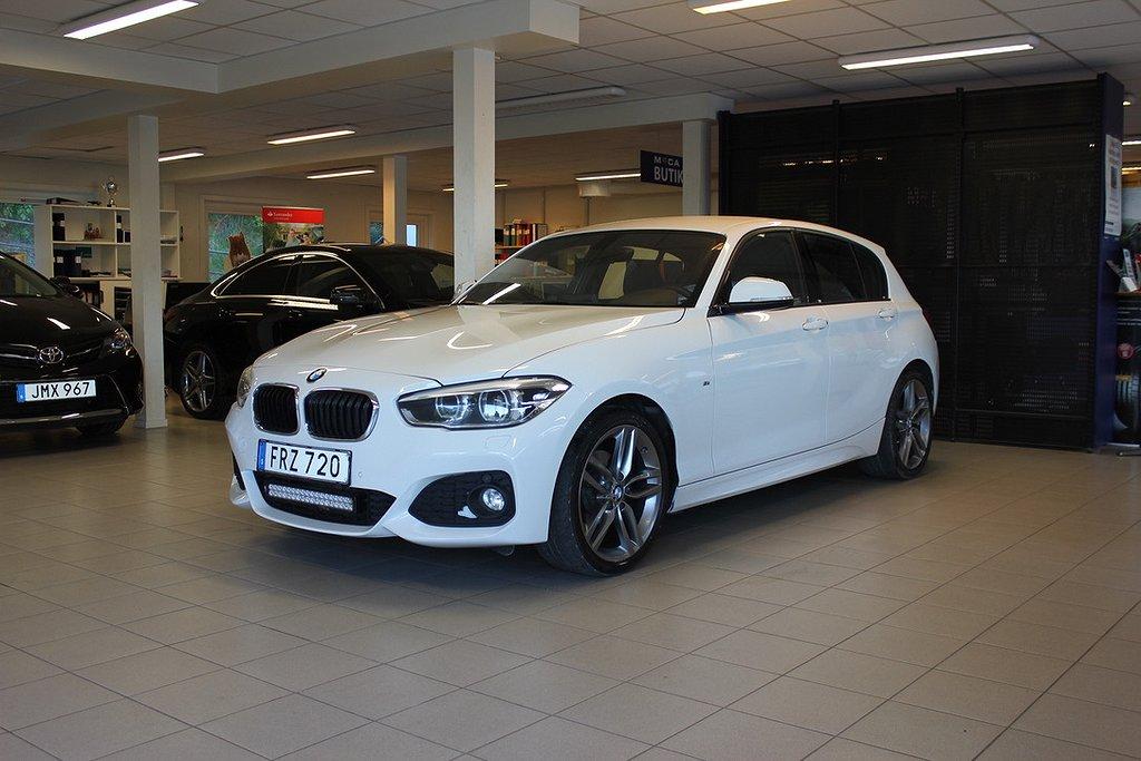 BMW 120 d xDrive Harman M Sport Euro 6 190hk