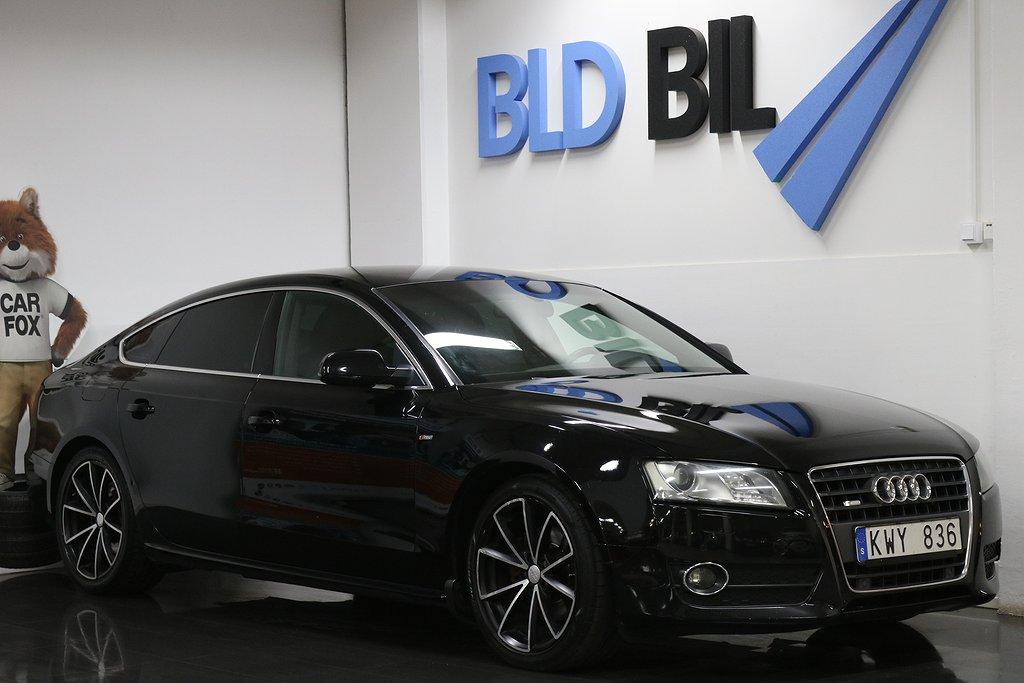 Audi A5 2.0TFSI AUTO PDC DRAG S-Line 180hk