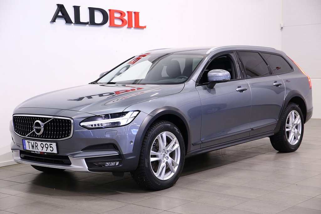 Volvo V90 Cross Country D4 190hk AWD Business Adv / Luftfjädring