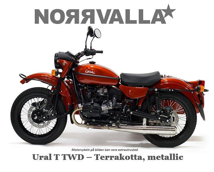 Ural T TWD EFI 750