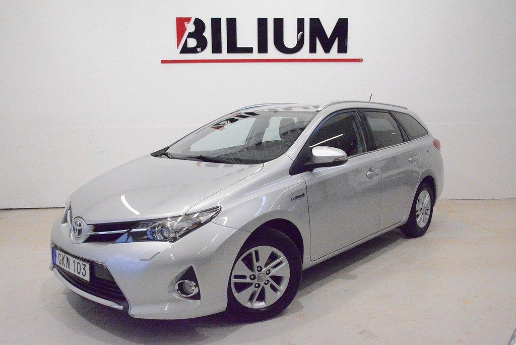 Toyota Auris Hybrid 1.8 VVT-i CVT  1 År Garanti