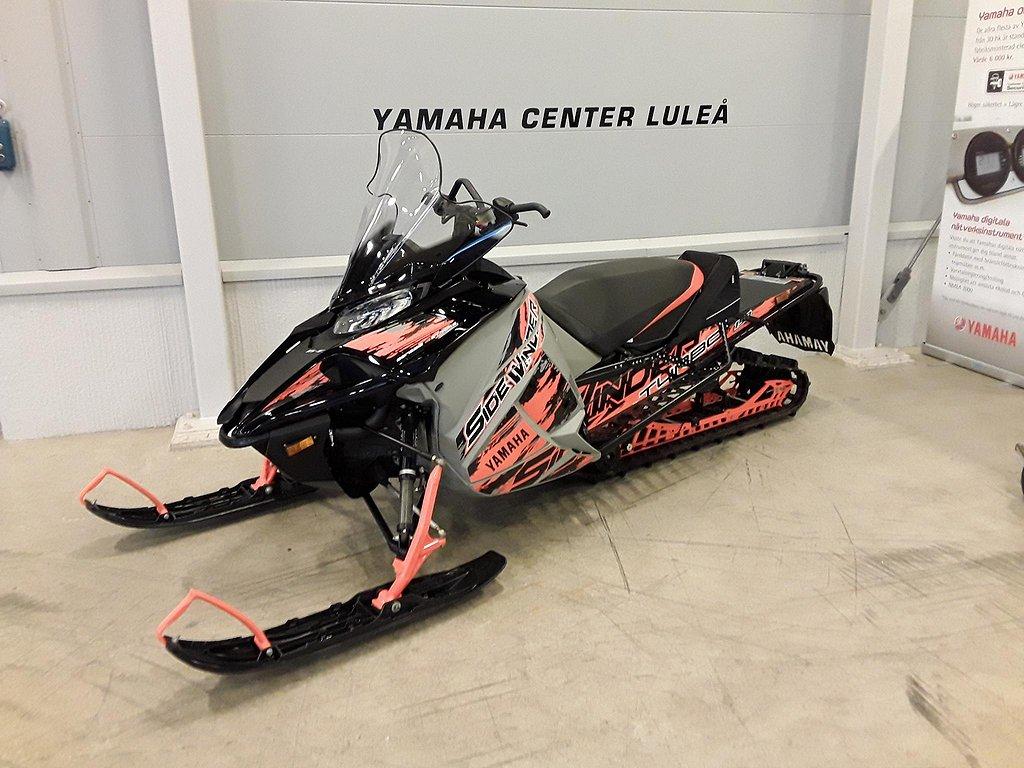 Yamaha SIDEWINDER BTX 153 SE