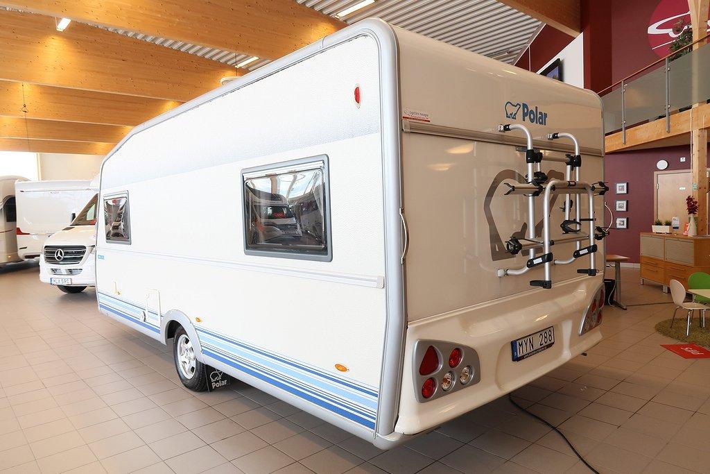 Husvagn, 1-axl Polar 520  7 av 24