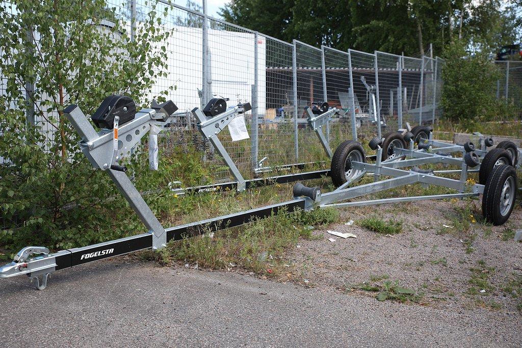 Fogelsta Båtupptagningsvagn BUV ST5016