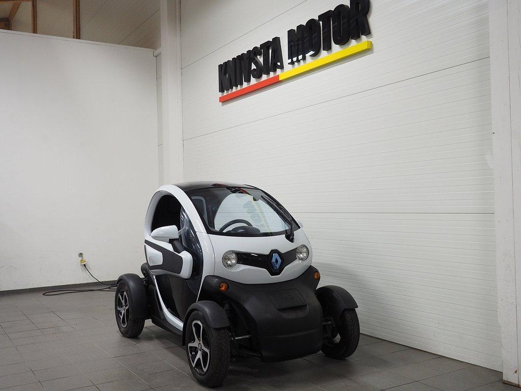 Renault Twizy Twizy c80 7 kWh 18hk 2013