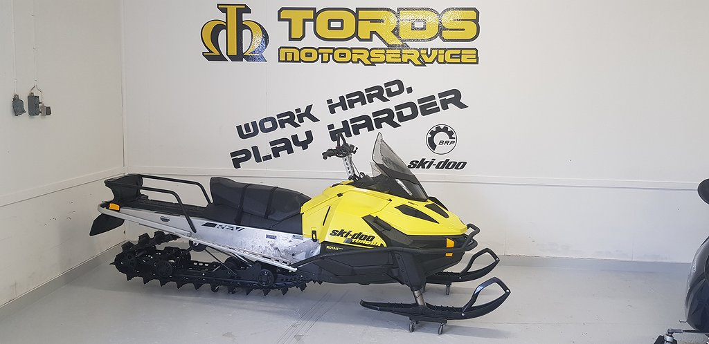 Ski-doo Tundra 600 Ace (56mil)
