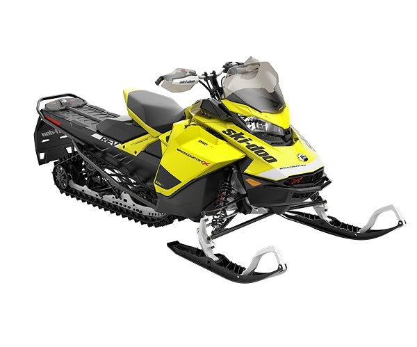 Ski-doo Backcountry X 850 E-TEC