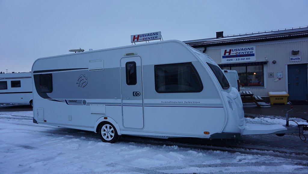 Knaus 580 UF Südwind Scandinavian Selection