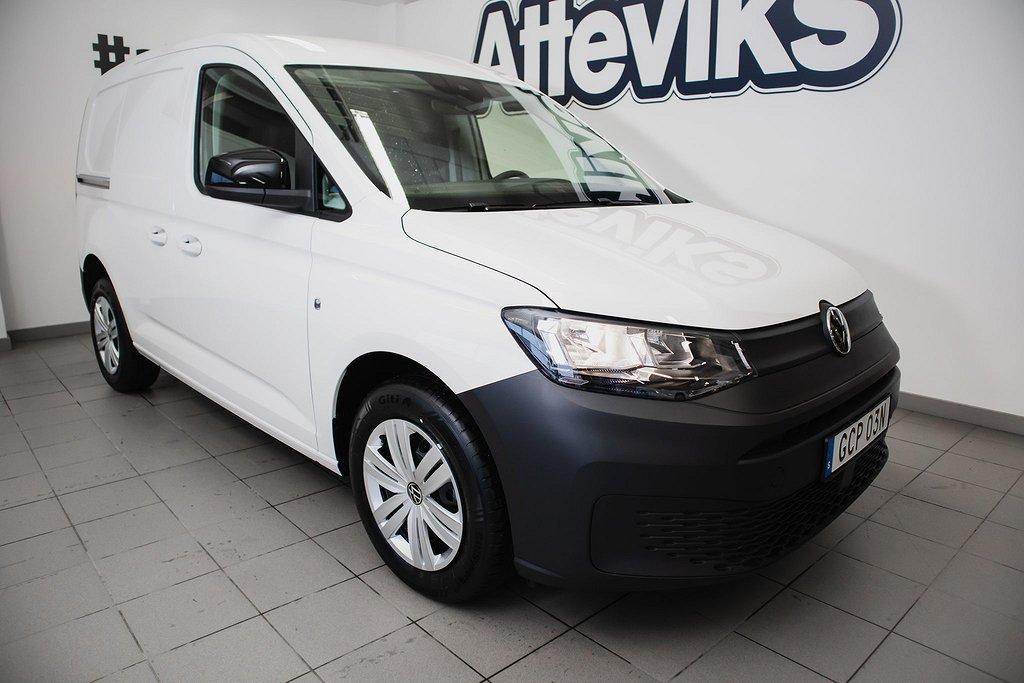 Volkswagen Caddy Cargo 2.0TDI 75hk OP-Leas 2195kr/månad