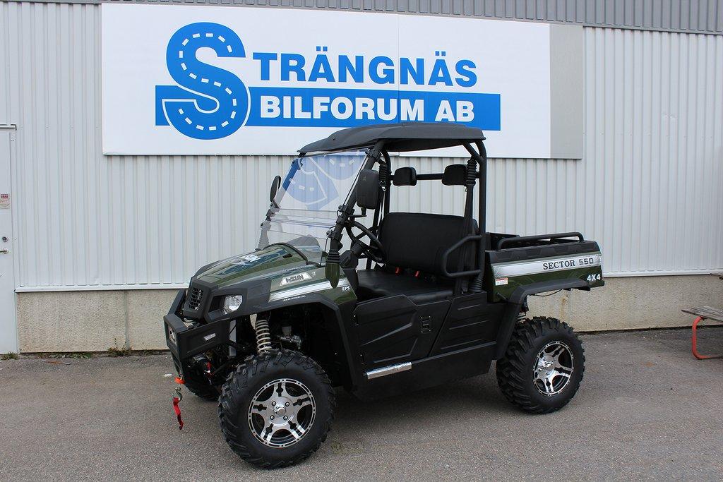 Hisun Sector 550  4WD UTV