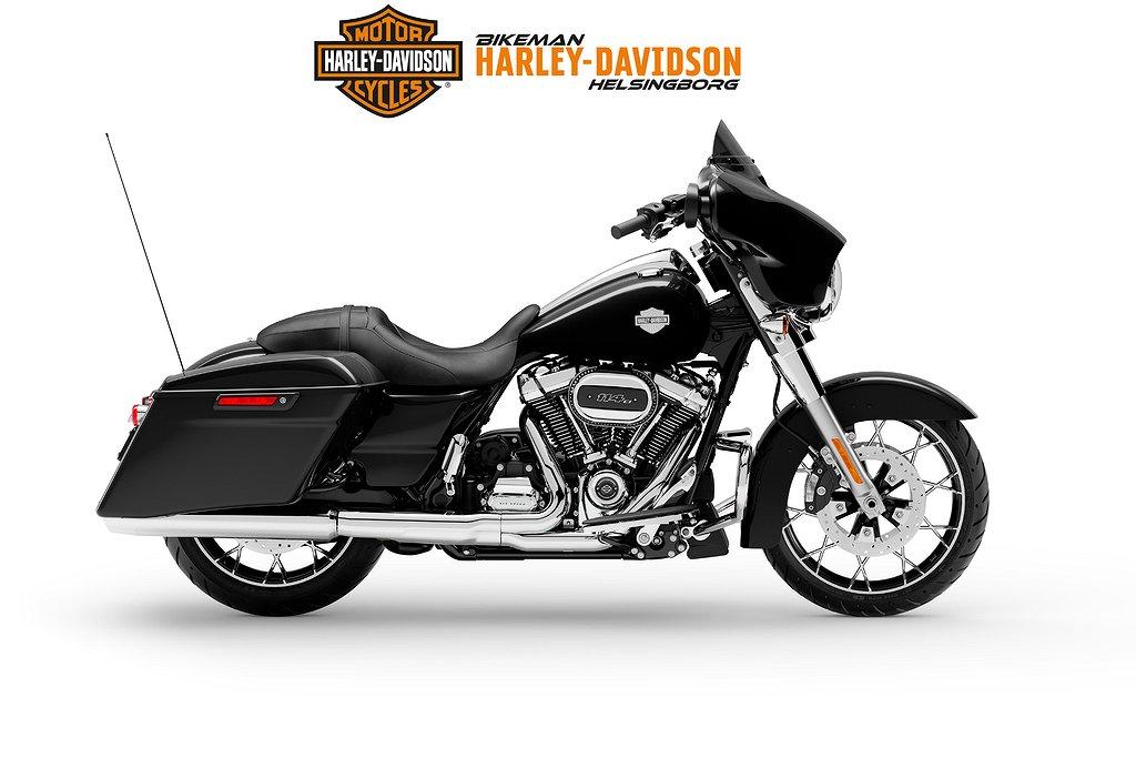 Harley-Davidson FLHXS - CHROME FINISH 2 ÅRS GAR FRI FRAKT