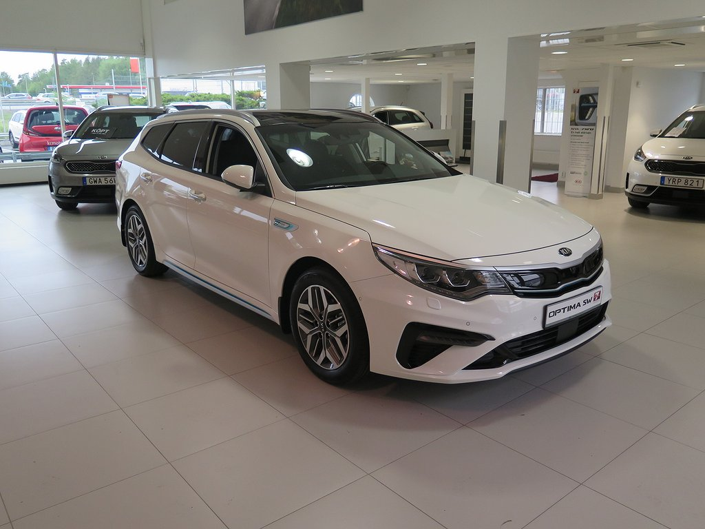 Kia Optima SW Plug-in Hybrid PlusPaket 2