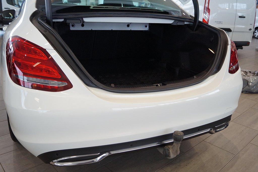 Mercedes-Benz C 220 BlueTEC Automat // Värmare Euro 6 170hk