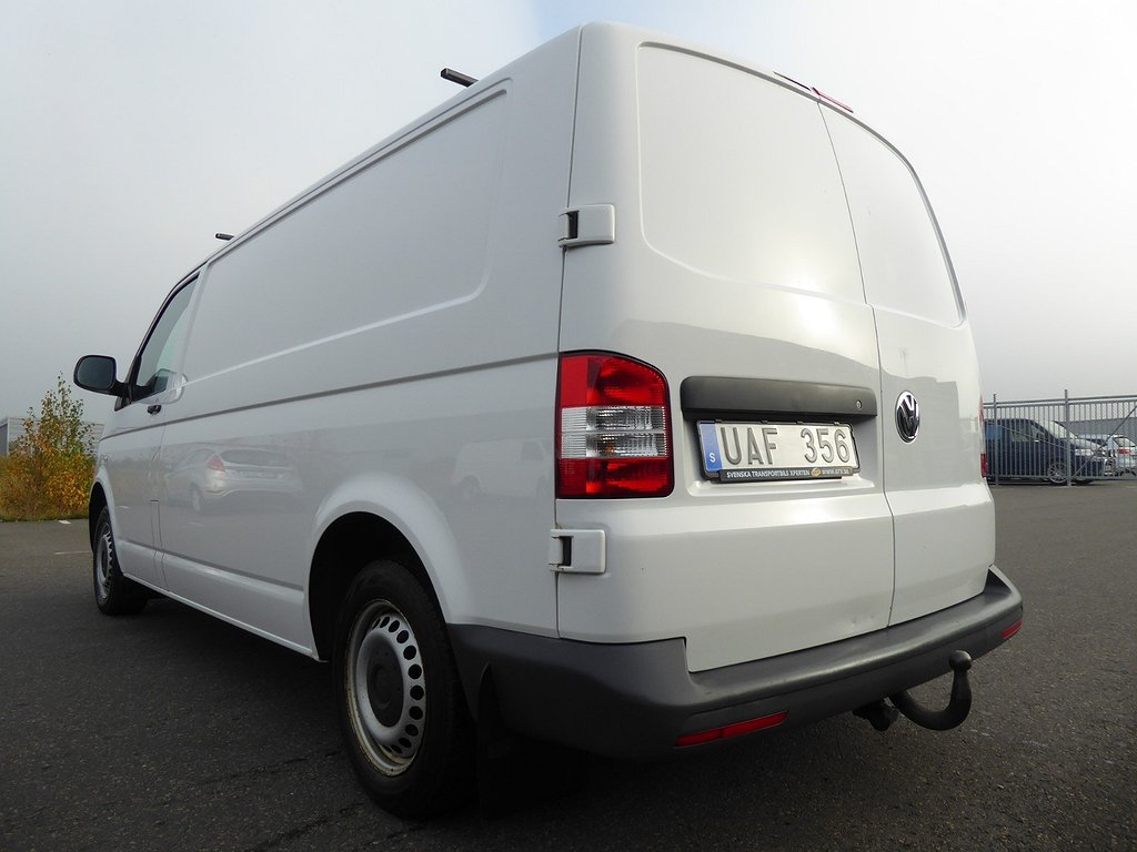 Volkswagen Transporter Lång 2.0 TDI 140 HK 3 -Sits