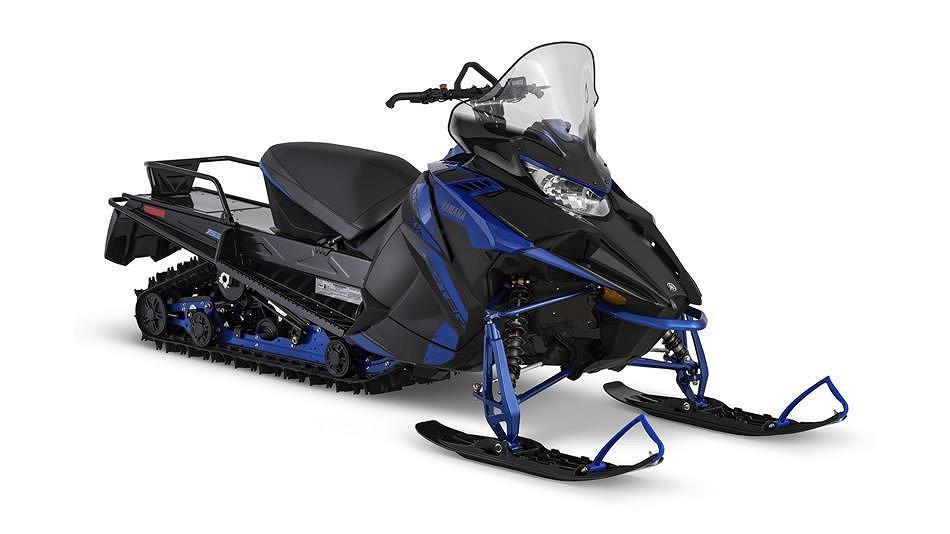 Yamaha MP 600 XE Transporter