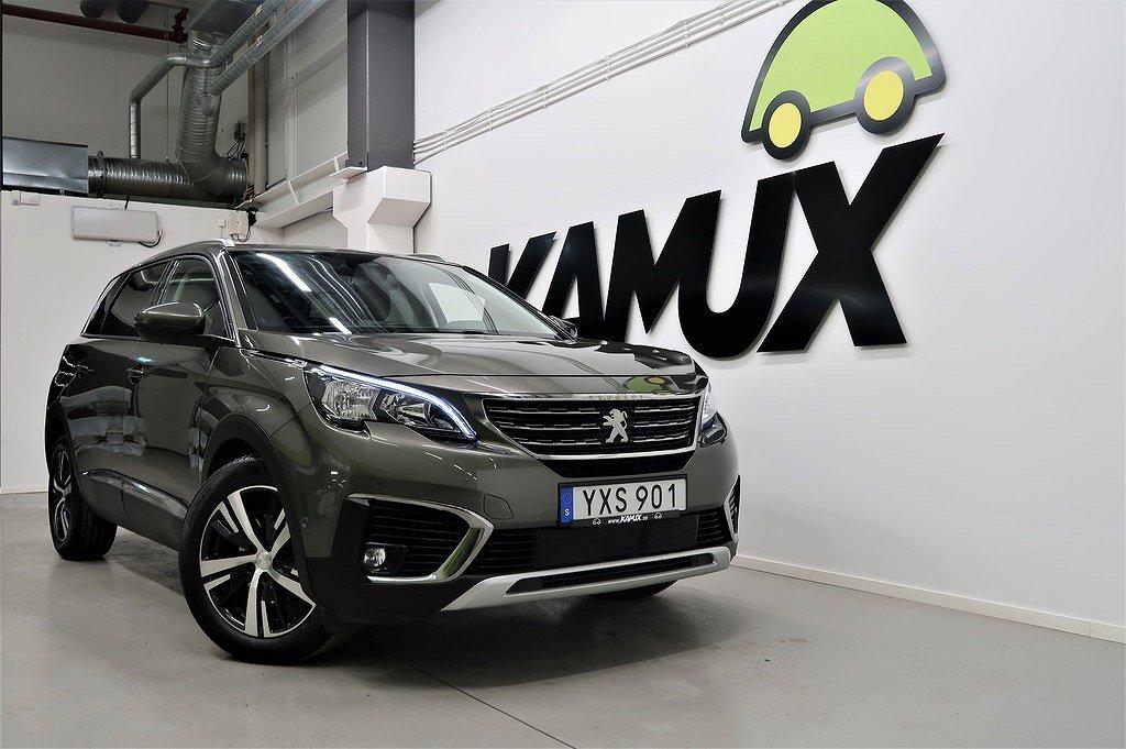 Peugeot 5008 1.6 BHDi | Allure | Backkamera | 7-sits