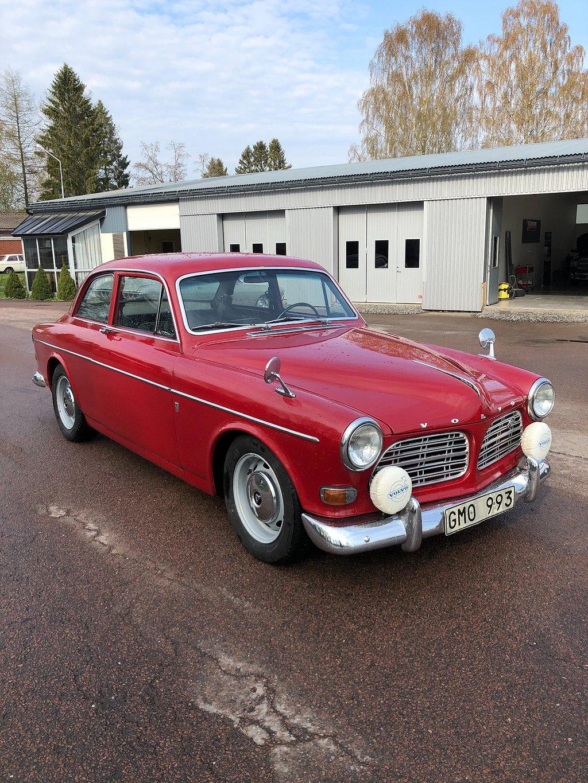 Volvo Amazon   1964 Avbetalning