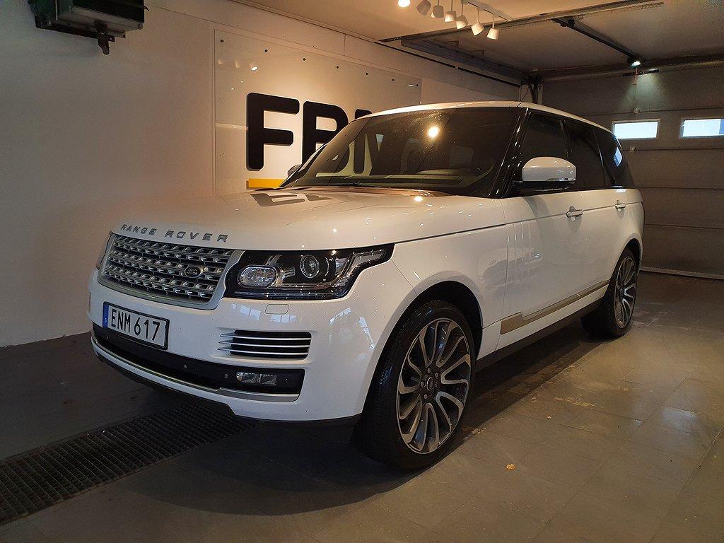 Bild för Land Rover Range Rover