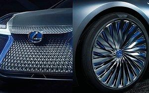 Lexus radikala plan: Så blir framtidens bilar