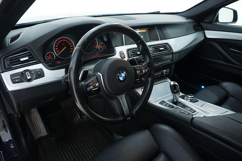 BMW 520d xDrive Sedan, F10 (190hk)