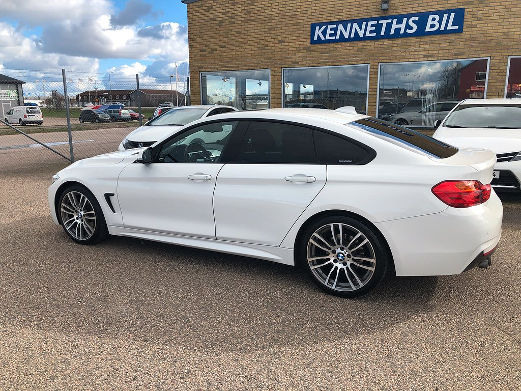 BMW 428 i Gran Coupé Steptronic M Sport 245hk