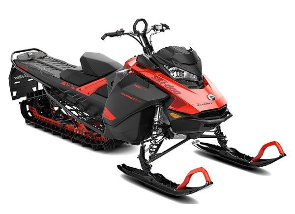 Ski-doo Summit SP 154 600R E-Tec ES -21