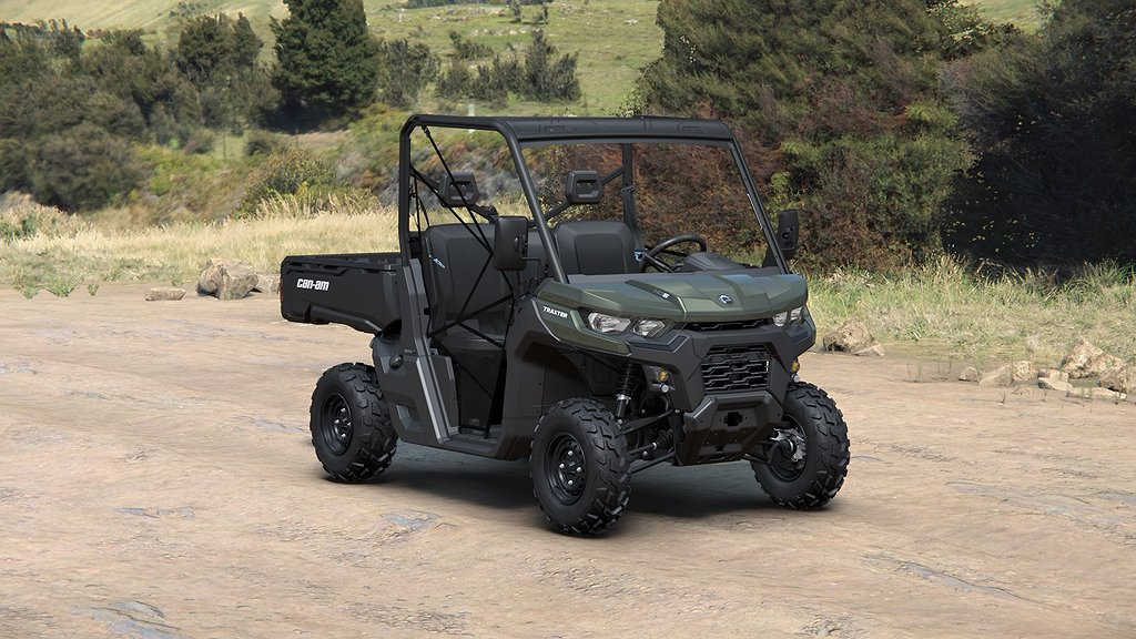 Can-Am TRAXTER HD5 T -21