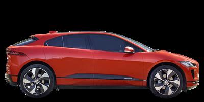 Modellbild av en Jaguar I-Pace