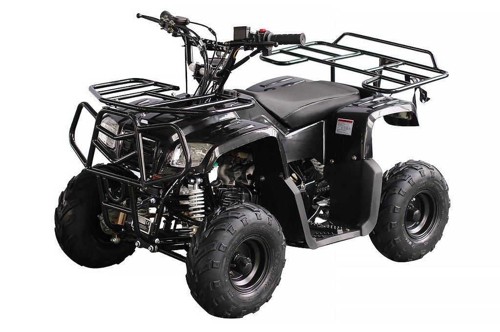 ATV Hummer 110cc Helaut. med back - REA