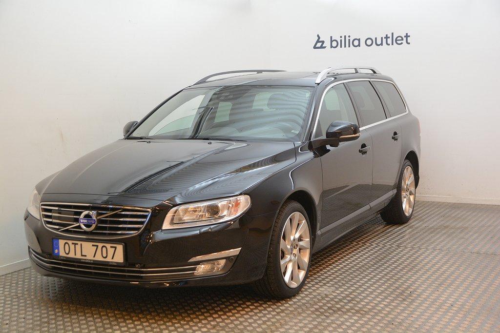 Volvo V70 D5 Summum Pro 215hk VOC/Drag/Taklucka/Navi