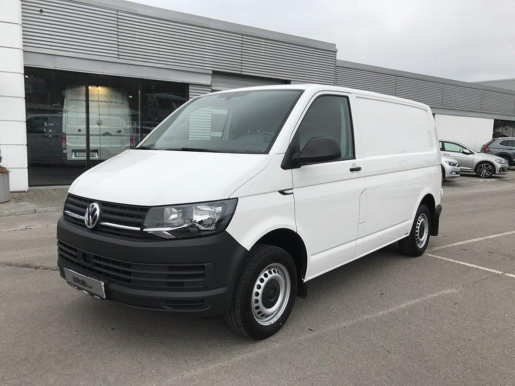 Volkswagen Transporter T6 Skåp Proline TDI 102 300 EU6 ny bil. låg skatt
