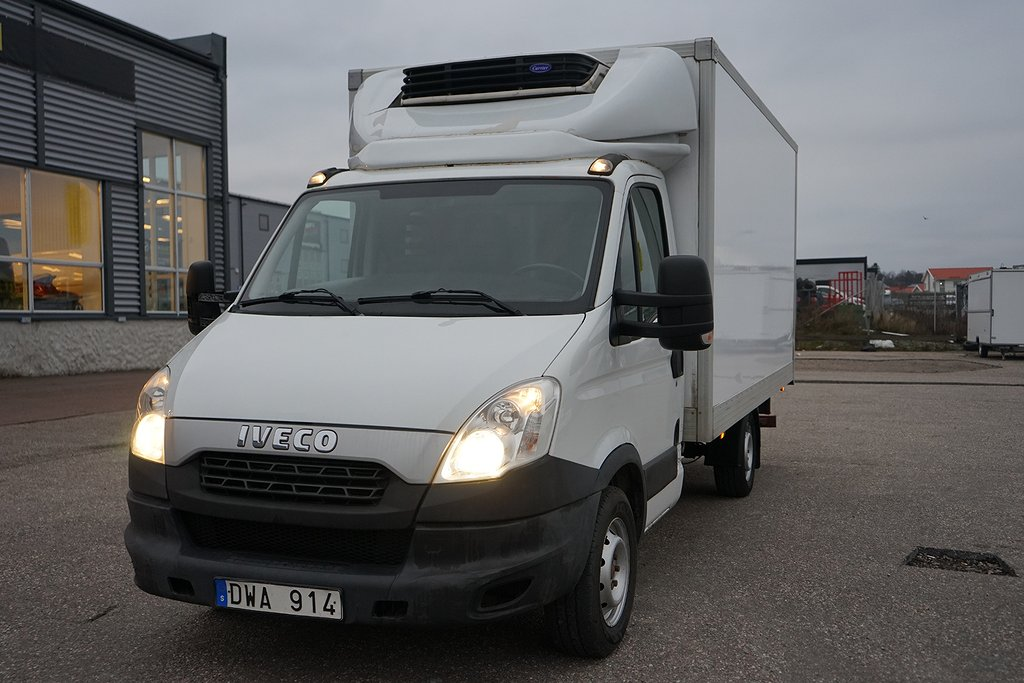 Iveco Daily Chassis 2.3 JTD 146hk