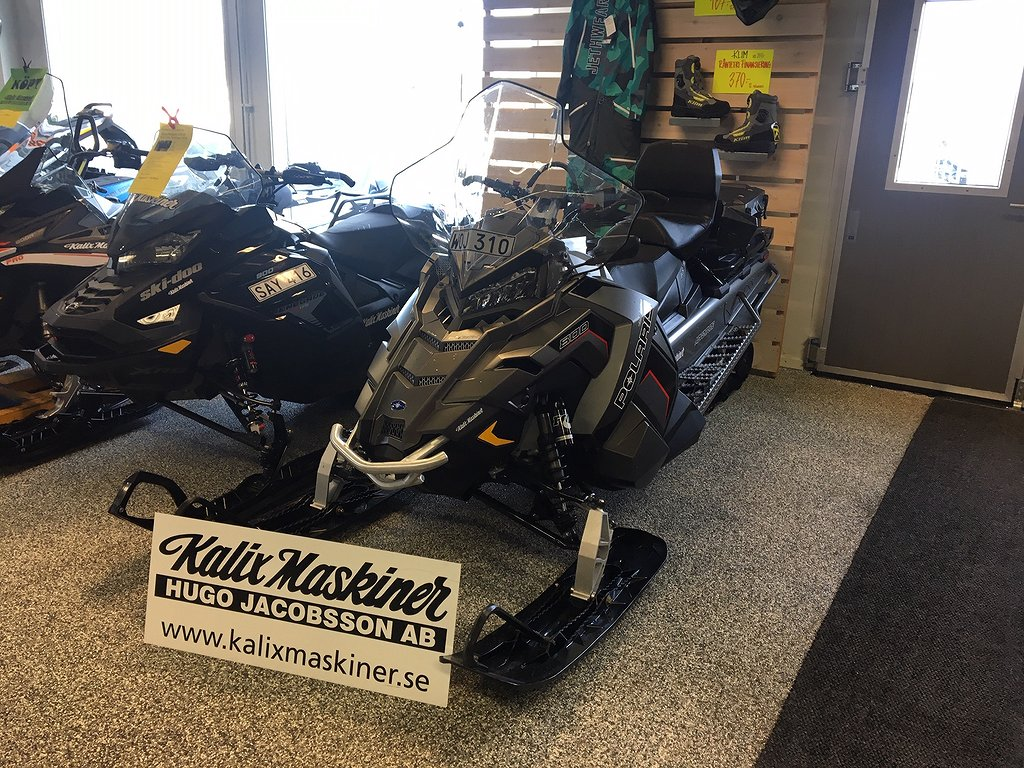 Polaris 800 TITAN ADVENTURE -19 PIDD Momsad