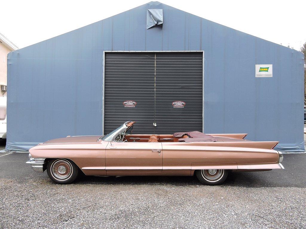 Cadillac Eldorado Biarritz cab