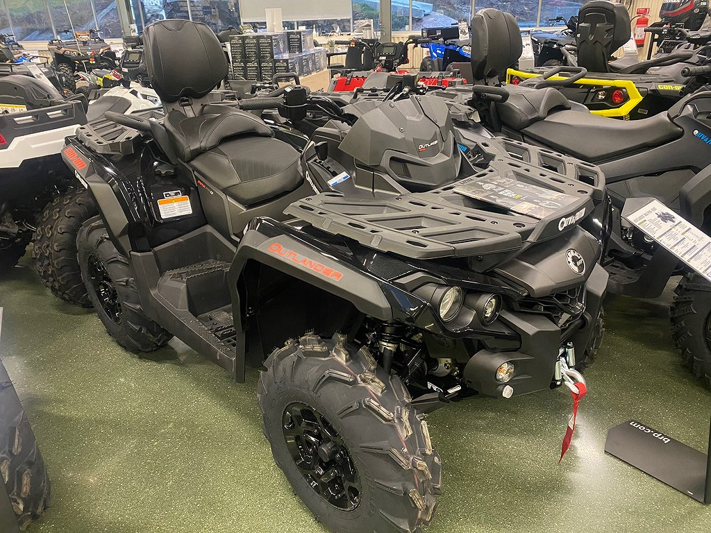 Can-Am Outlander MAX PRO+T 650 T3B