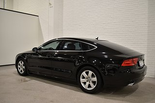 Audi A7 3.0 TDI Sportback quattro (204hk)
