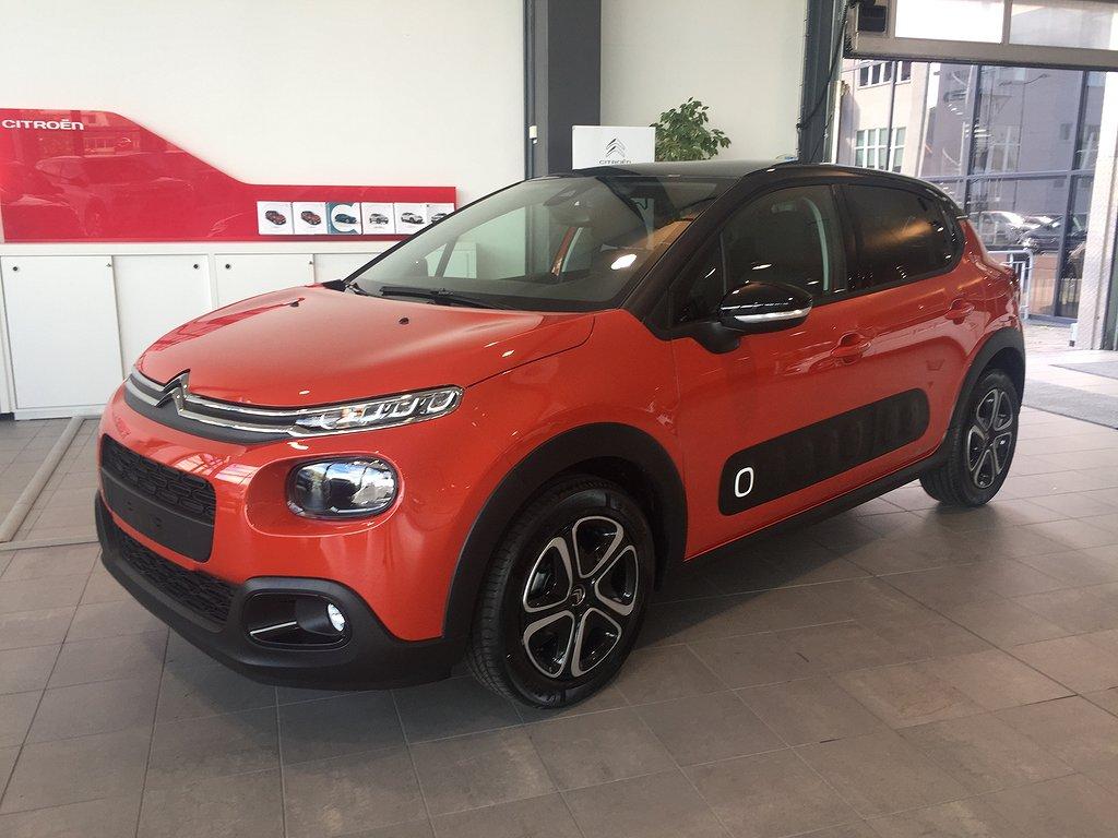 Citroën C3 PT82 SHINE *KAMPANJ*
