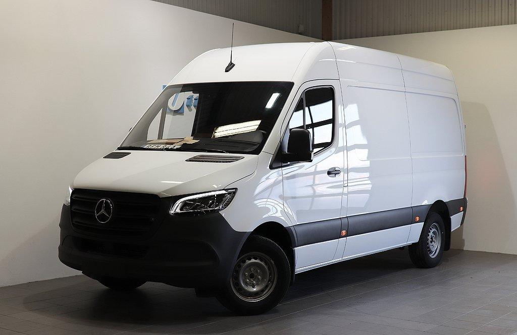 Mercedes-Benz Sprinter 316 CDI Panel Van 7G-Tronic Plus 163hk