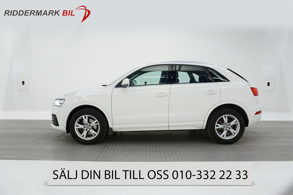 Audi Q3 2.0 TDI quattro (150hk)